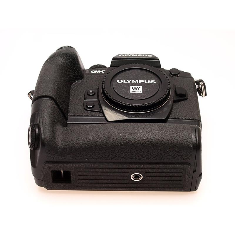 Olympus OMD EM-1 Body Only + HLD7 Grip Thumbnail Image 2