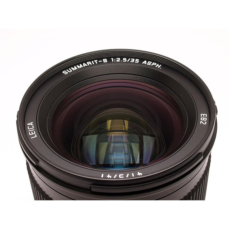 Leica 35mm F2.5 Asph Summarit S Thumbnail Image 1