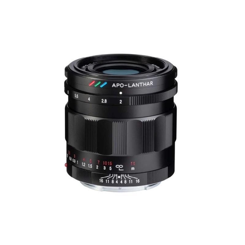 Voigtlander 50mm F2 Apo Lanthar Asph - Sony E  Image 1