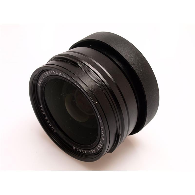 Fujifilm WCL-X100 II Wide Conversion Lens Thumbnail Image 0