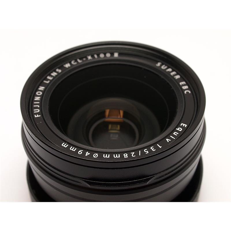 Fujifilm WCL-X100 II Wide Conversion Lens Thumbnail Image 1
