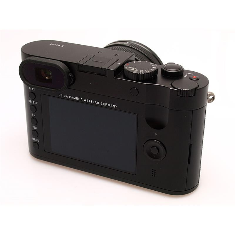 Leica Q (Typ 116) + Accessories - Black Thumbnail Image 1