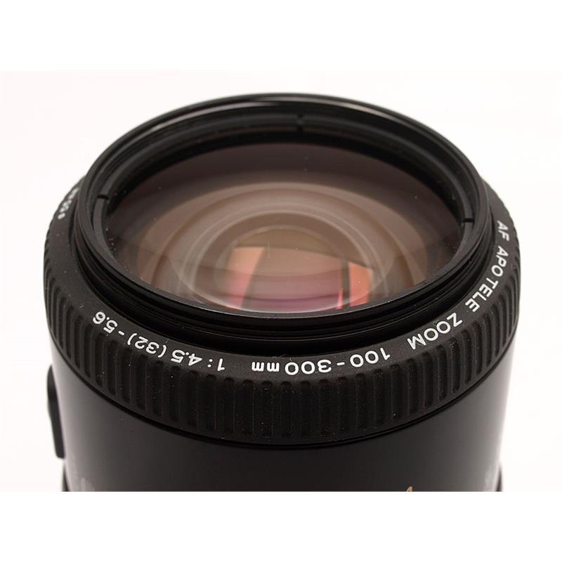 Minolta 100-300mm F4.5-5.6 Apo Thumbnail Image 1
