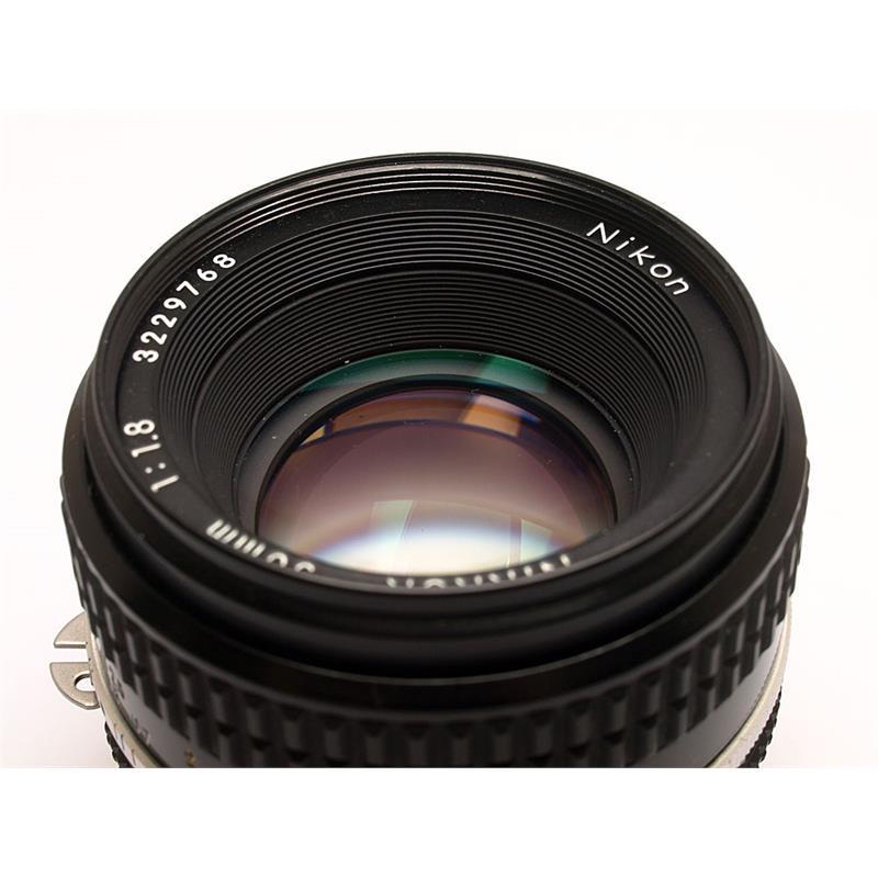 Nikon 50mm F1.8 AIS Thumbnail Image 1