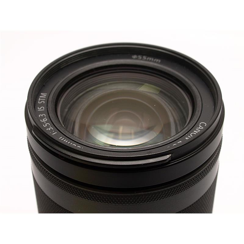 Canon 18-150mm F3.5-6.3 IS STM EF-M Thumbnail Image 1