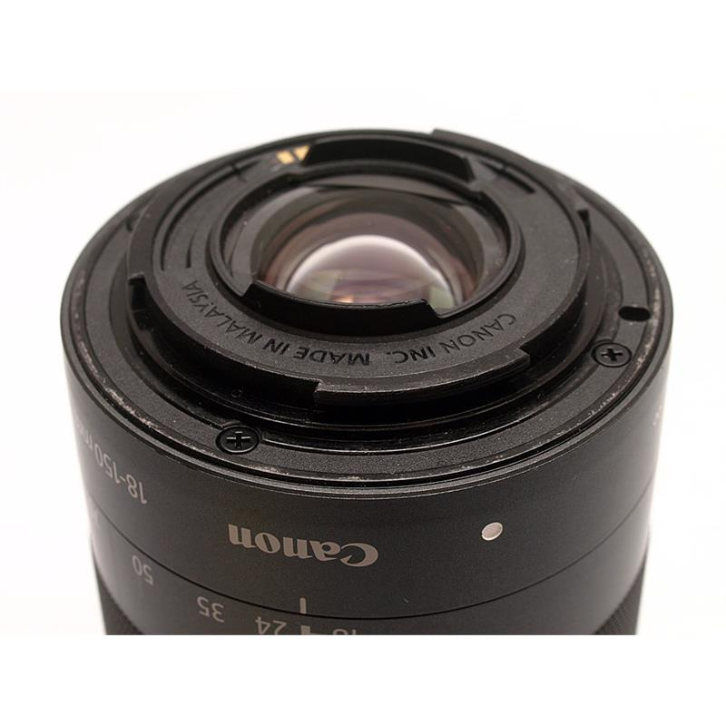Canon 18-150mm F3.5-6.3 IS STM EF-M Thumbnail Image 2