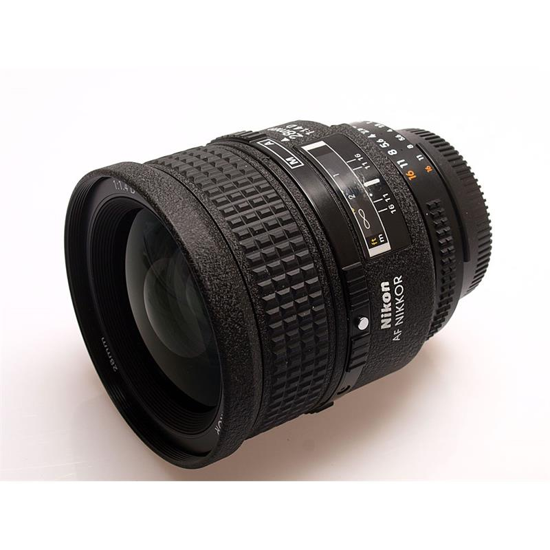 Nikon 28mm F1.4 AFD Thumbnail Image 0