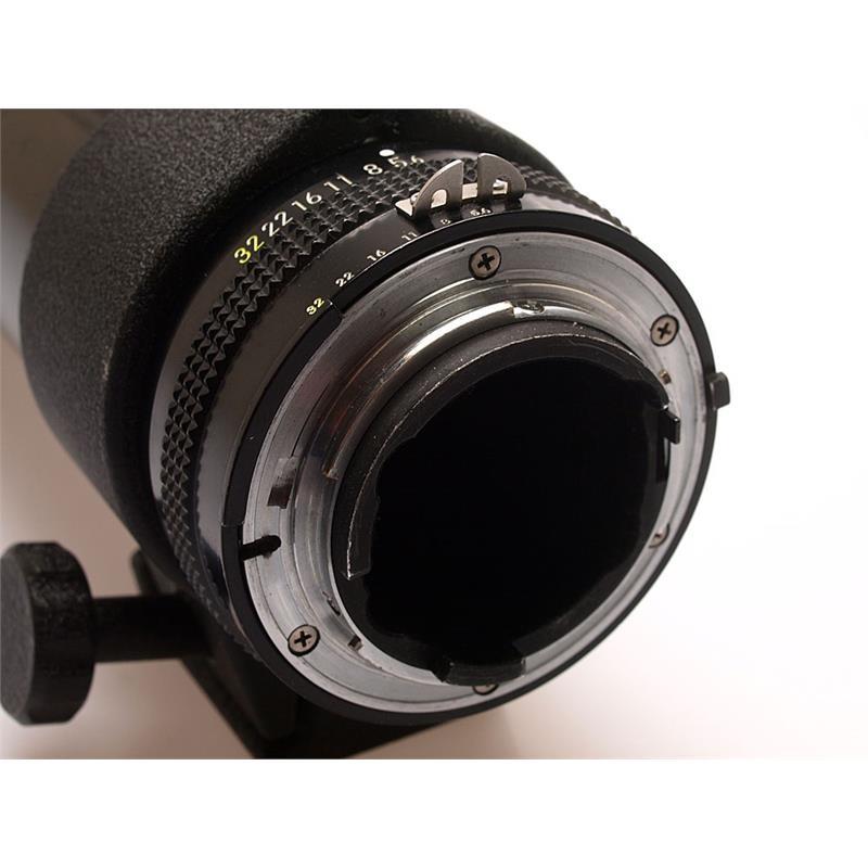 Nikon 400mm F5.6 IFED AIS+ TC200 Converter Thumbnail Image 2