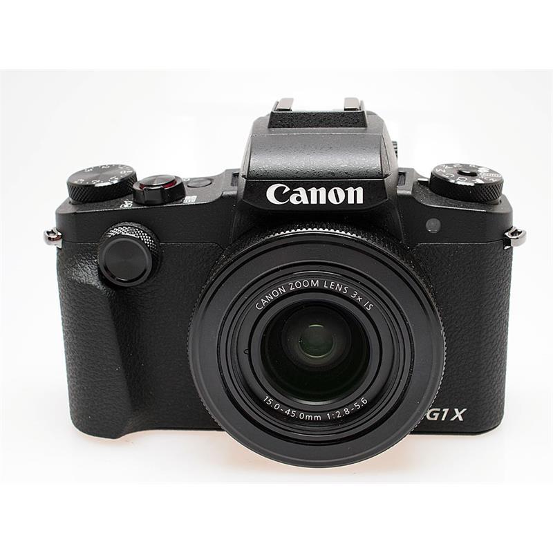 Canon Powershot G1x MK III Thumbnail Image 0