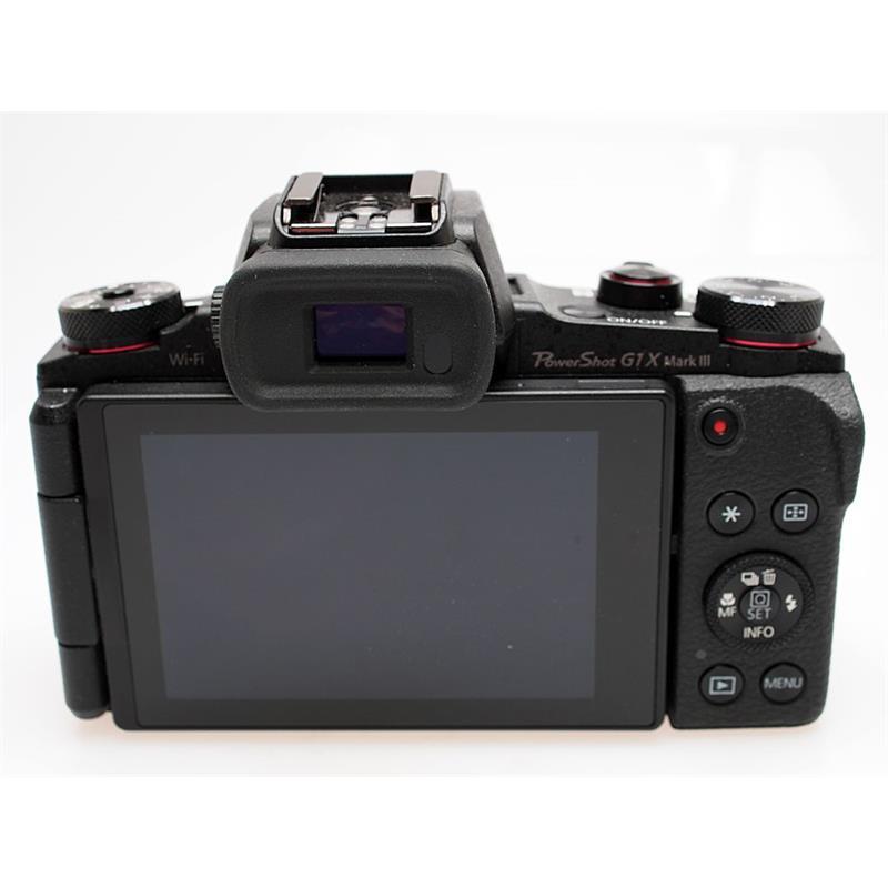 Canon Powershot G1x MK III Thumbnail Image 1