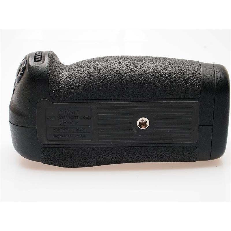 Nikon MB-D17 Battery Pack (D500) Thumbnail Image 2