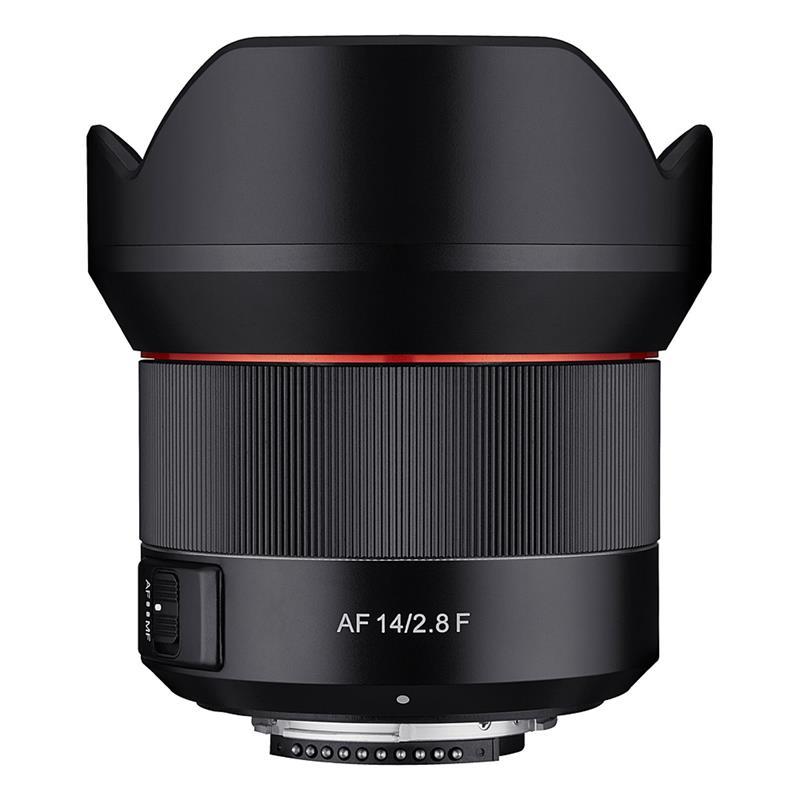 Samyang 14mm F2.8 F Mount - Nikon AF Thumbnail Image 0