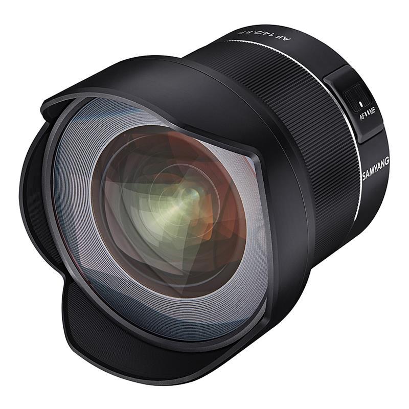 Samyang 14mm F2.8 F Mount - Nikon AF Thumbnail Image 1