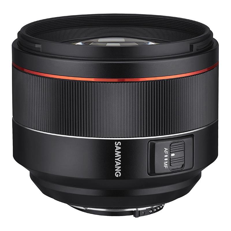 Samyang 85mm F1.4 F Mount - Nikon AF Thumbnail Image 0