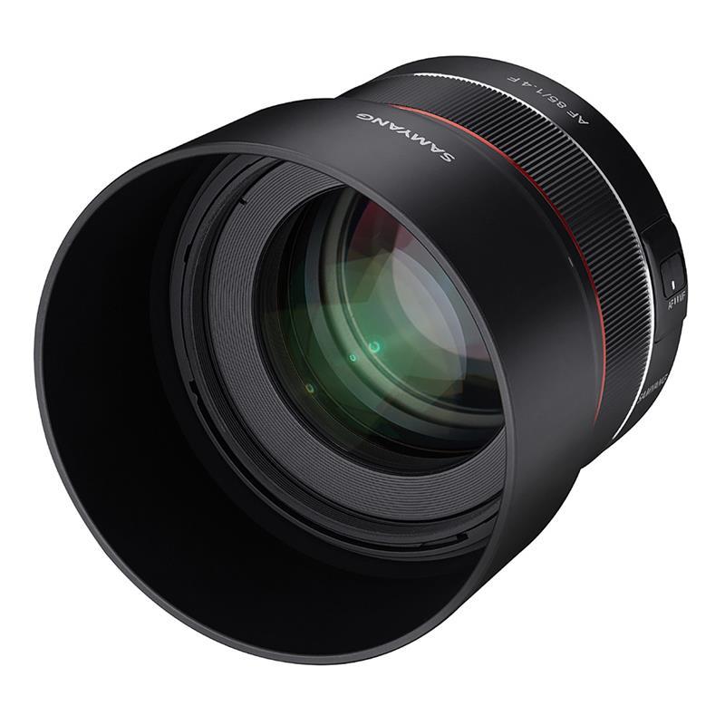 Samyang 85mm F1.4 F Mount - Nikon AF Thumbnail Image 1
