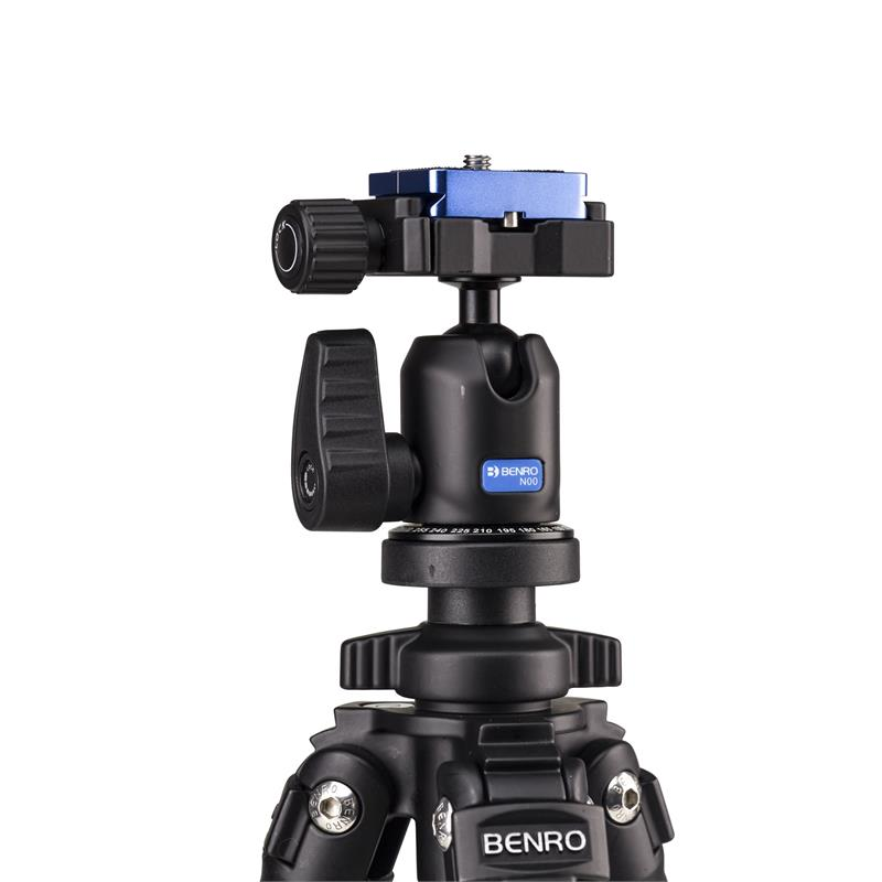 Benro Slim Tall CF Tripod with N00 Ballhead Thumbnail Image 1