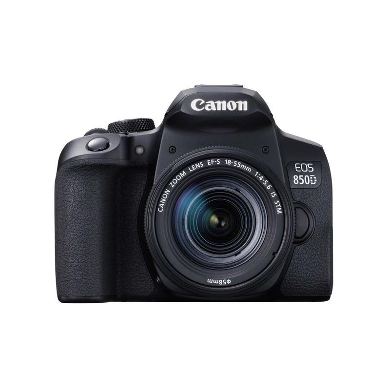 Canon EOS 850D + 18-55mm IS STM Thumbnail Image 0