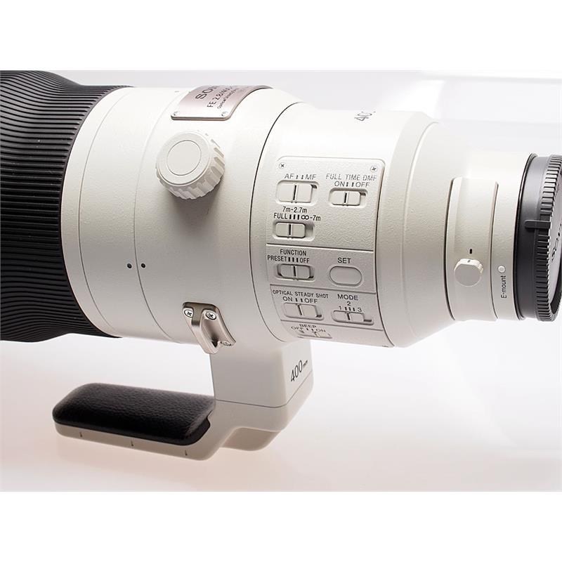 Sony 400mm F2.8 OSS G Master FE  Thumbnail Image 4