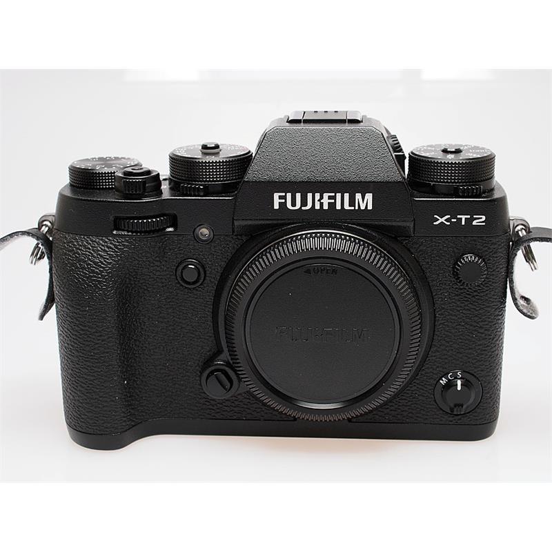 Fujifilm X-T2 Black Body Only Thumbnail Image 0