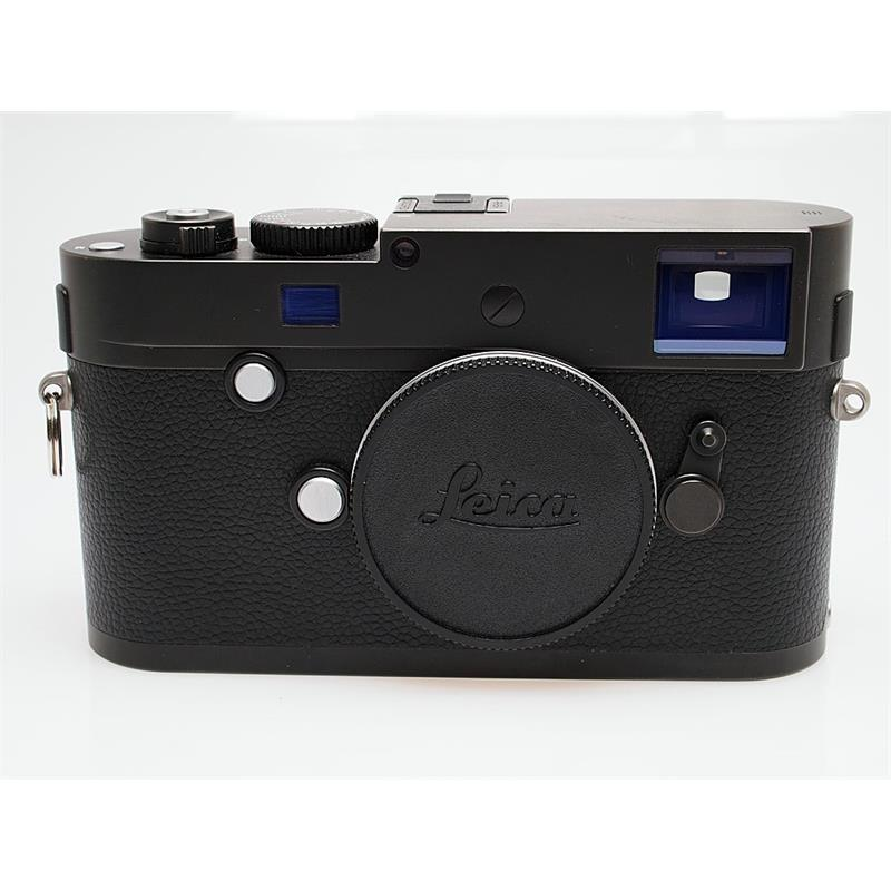 Leica M Monochrom (Typ 246) Body Only - Black Image 1