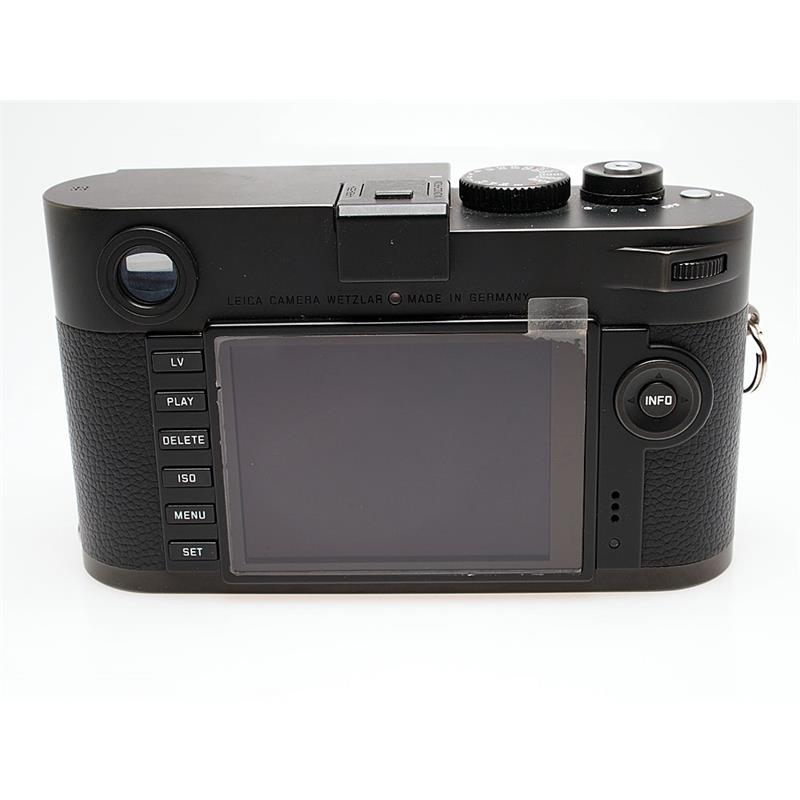 Leica M Monochrom (Typ 246) Body Only - Black Thumbnail Image 1