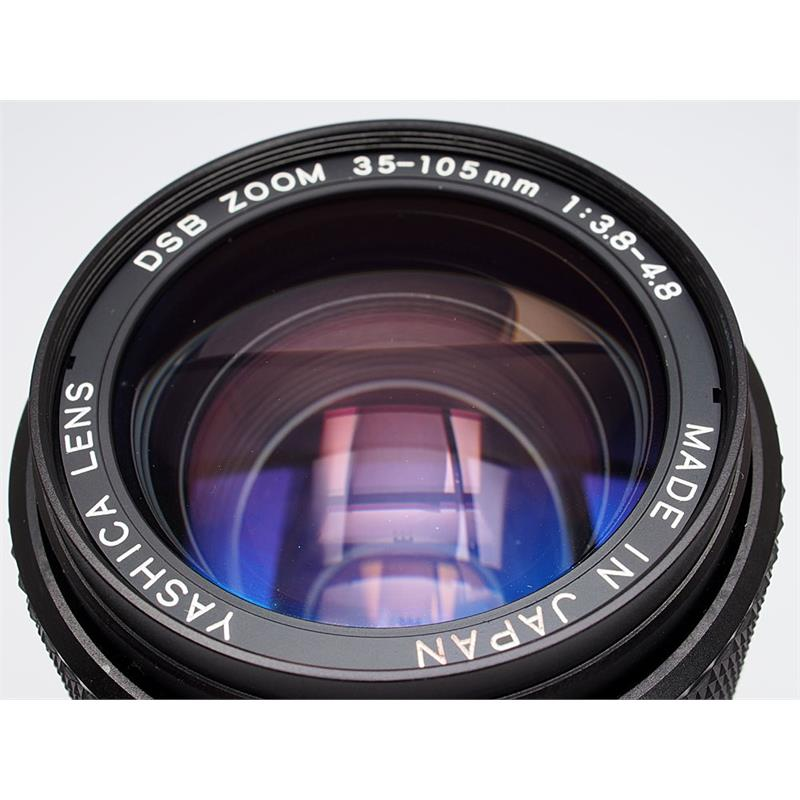 Yashica 35-105mm F3.8-4.8 DSB Thumbnail Image 1