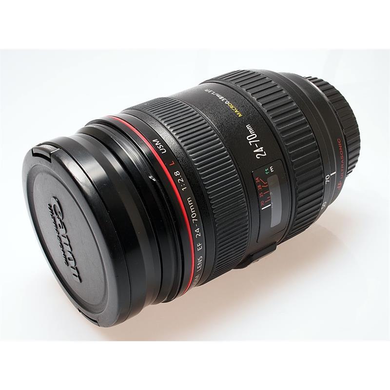 Canon 24-70mm F2.8 L USM Thumbnail Image 0