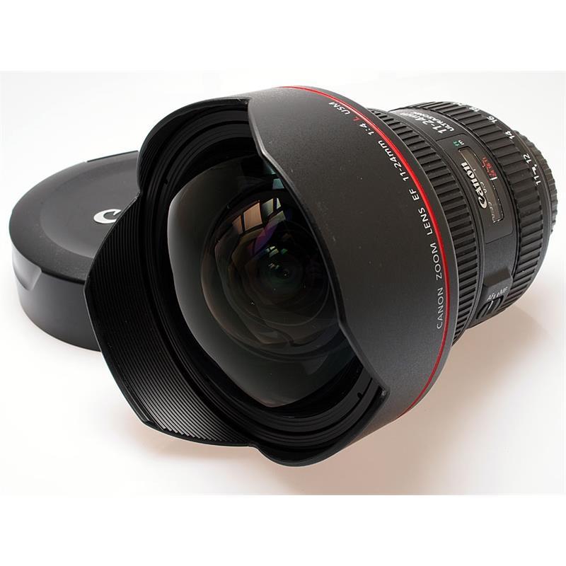 Canon 11-24mm F4 L USM Thumbnail Image 0