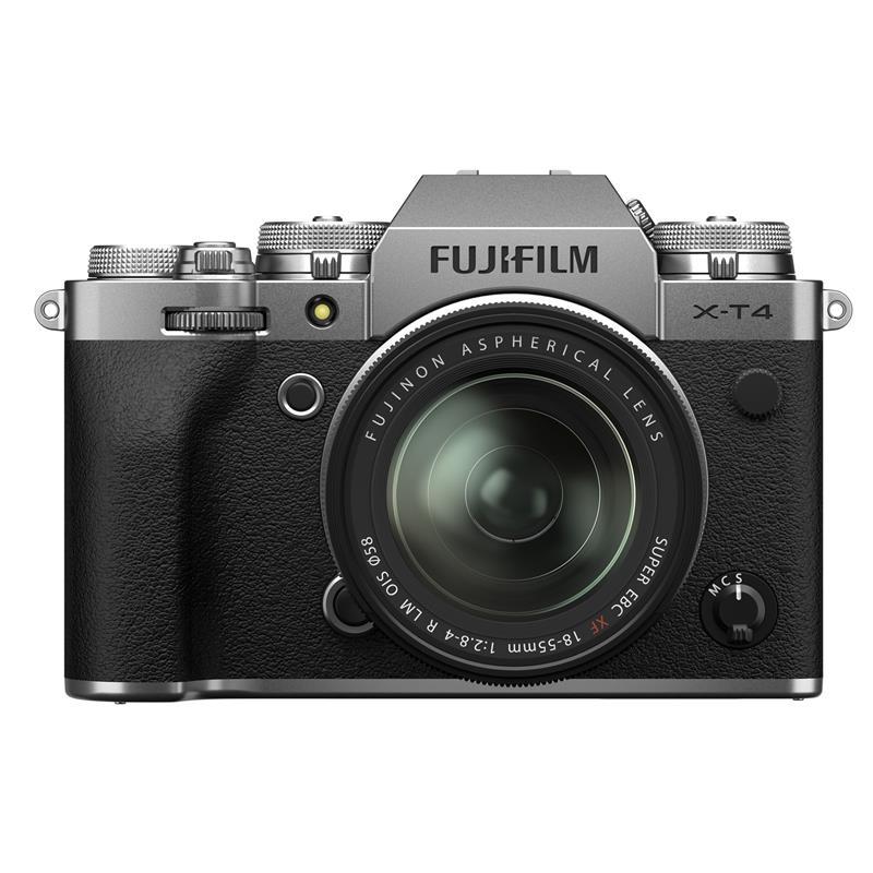 Fujifilm X-T4 + 18-55mm XF - Silver Thumbnail Image 0