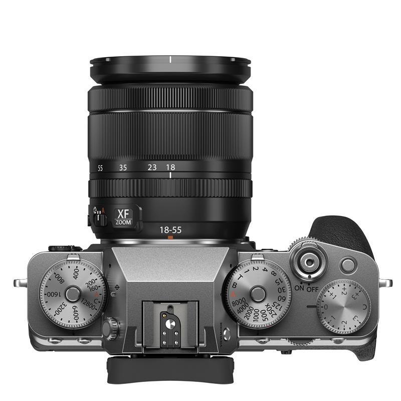 X-T4 + 18-55mm XF - Silver ~ Fujifilm Promotion Thumbnail Image 2