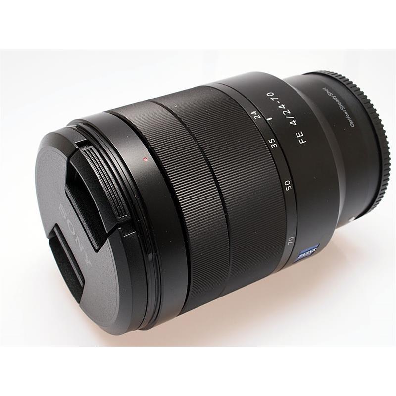 Sony 24-70mm F4 FE ZA OSS Thumbnail Image 0