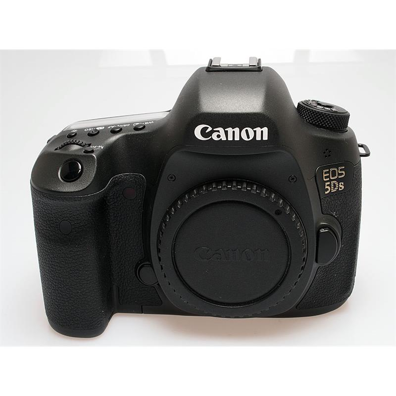 Canon EOS 5DS Body Only Thumbnail Image 0