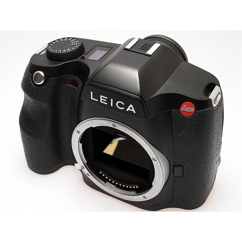 Leica S2 Black Body Only Thumbnail Image 0