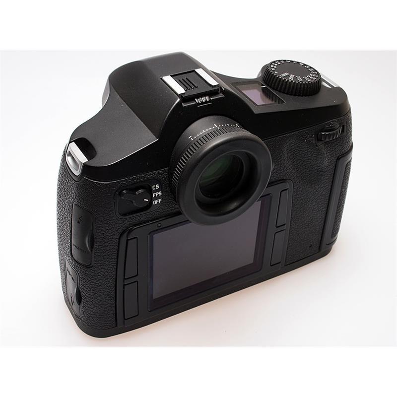 Leica S2 Black Body Only Thumbnail Image 1