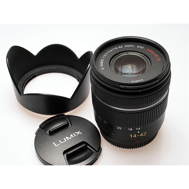 Panasonic 14-42mm F3.5-5.6 Asph OIS Thumbnail Image 0