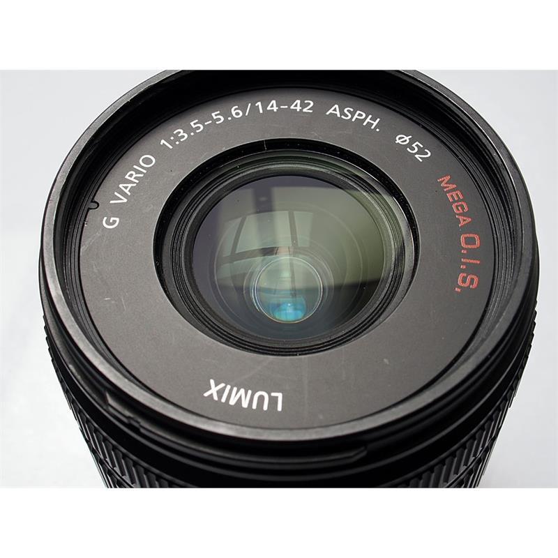 Panasonic 14-42mm F3.5-5.6 Asph OIS Thumbnail Image 1
