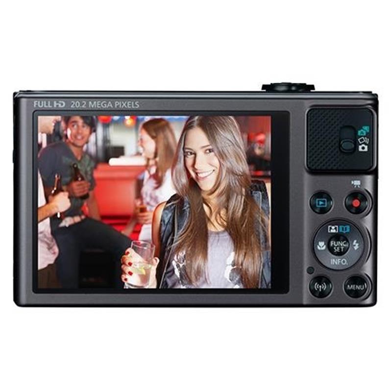 Canon Powershot SX620 HS Black Thumbnail Image 1