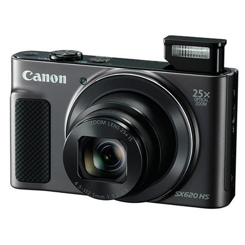 Canon Powershot SX620 HS Black Thumbnail Image 2