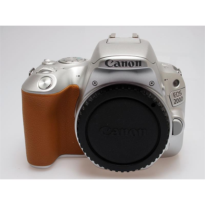 Canon EOS 200D Body Only Thumbnail Image 0