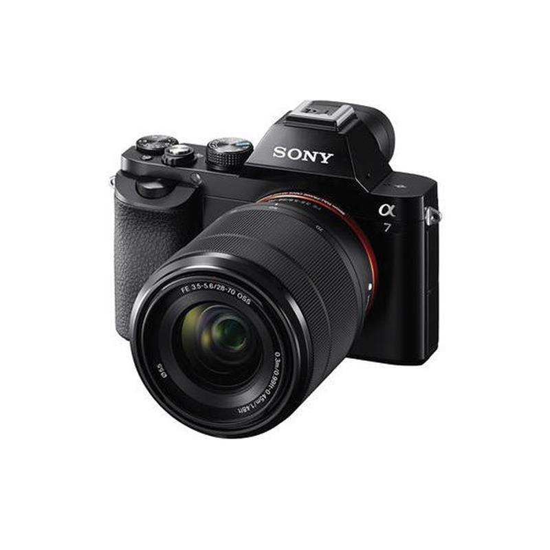 Sony Alpha A7 + 28-70mm Thumbnail Image 0