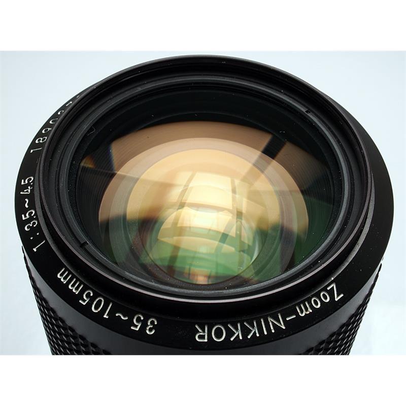 Nikon 35-105mm F3.5-4.5 AIS Thumbnail Image 1