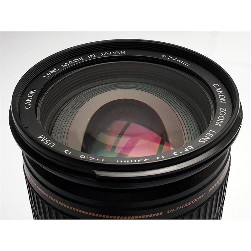 Canon 17-55mm F2.8 EF-S IS USM Thumbnail Image 1