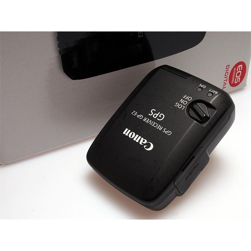Canon GP-E2 GPS receiver Image 1