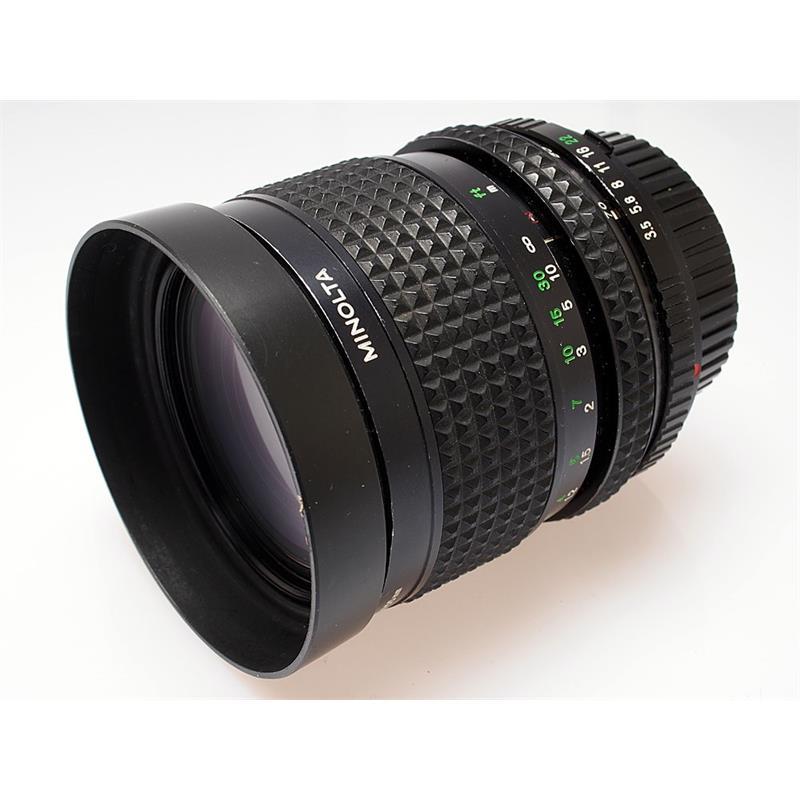 Minolta 35-70mm F3.5 MD Thumbnail Image 0