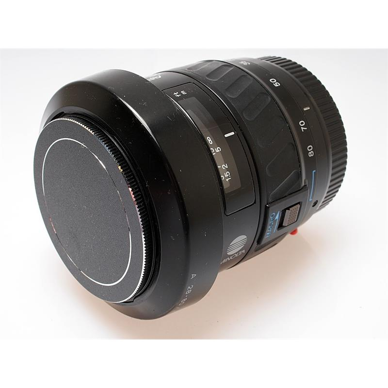 Minolta 28-80mm F4-5.6 AF Thumbnail Image 0