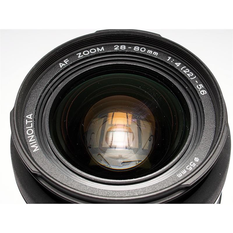 Minolta 28-80mm F4-5.6 AF Thumbnail Image 1