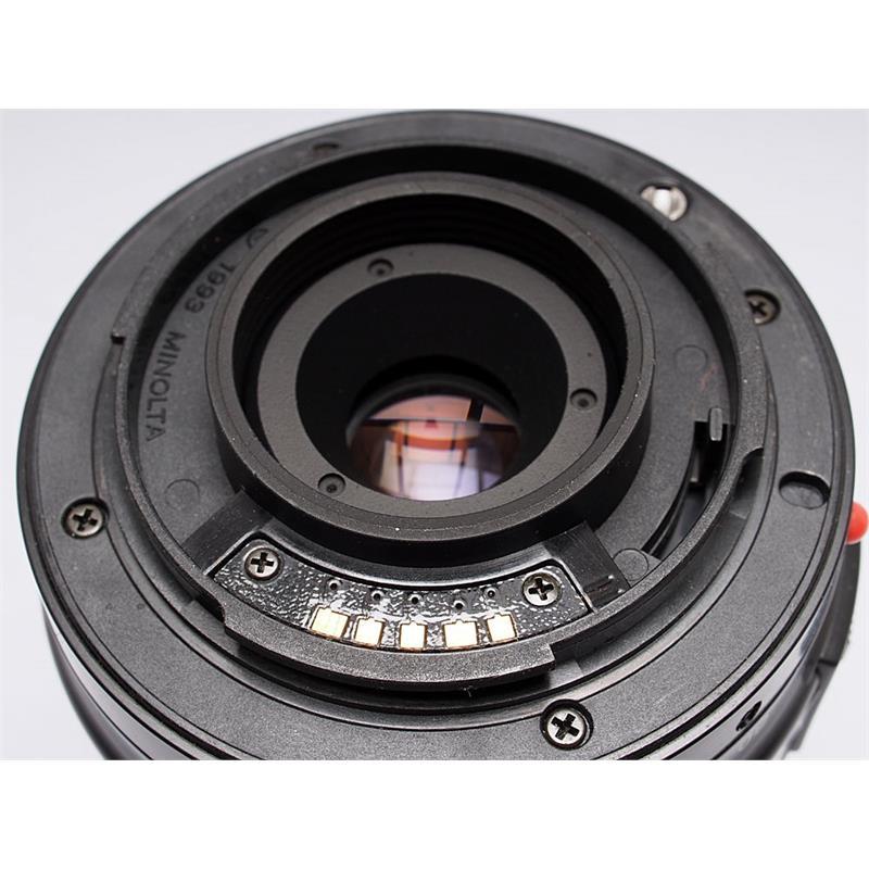 Minolta 28-80mm F4-5.6 AF Thumbnail Image 2