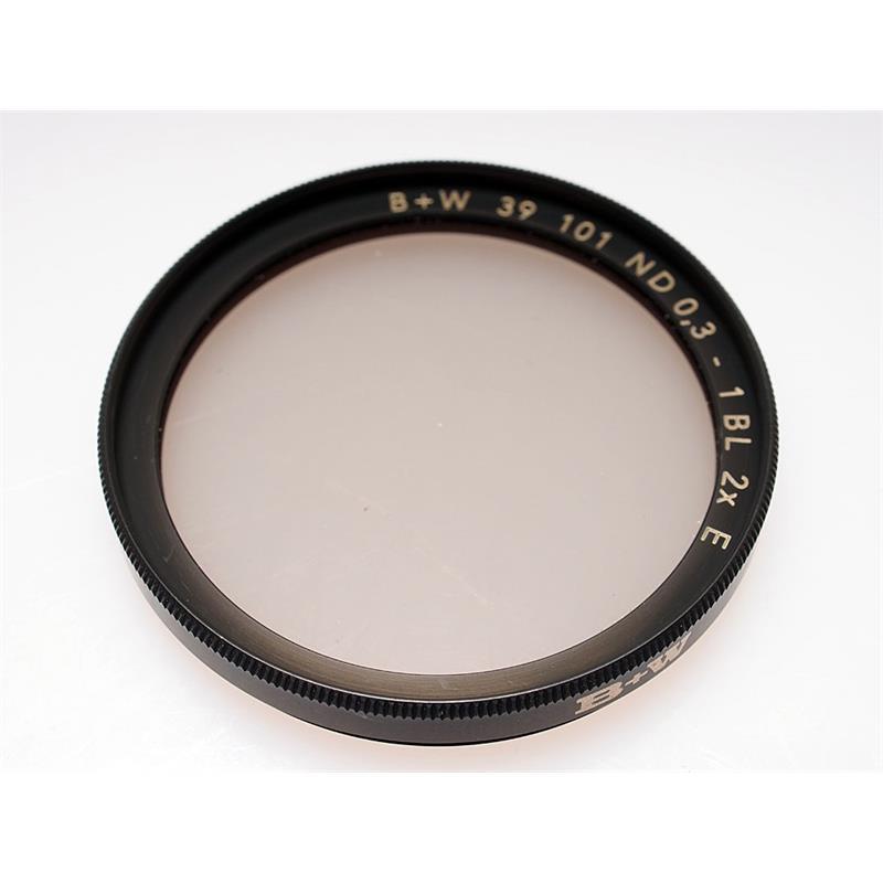 B+W 39mm 0.3 Neutral Density 1 Stop (101) Image 1