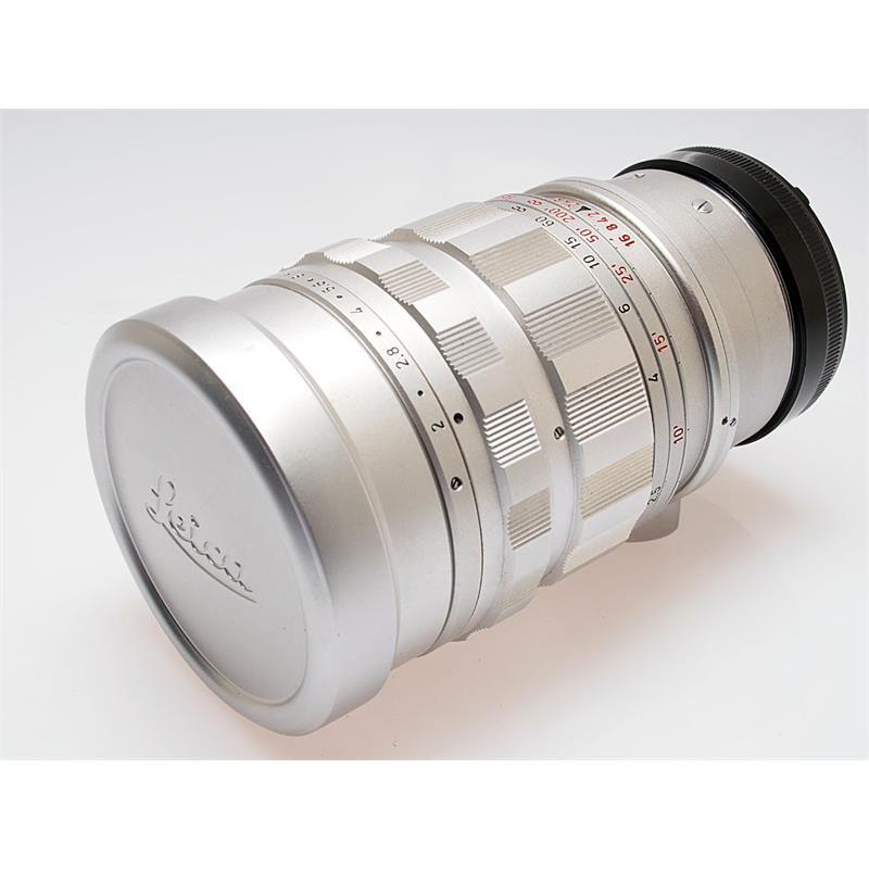 Leica 90mm F2 Chrome Thumbnail Image 0