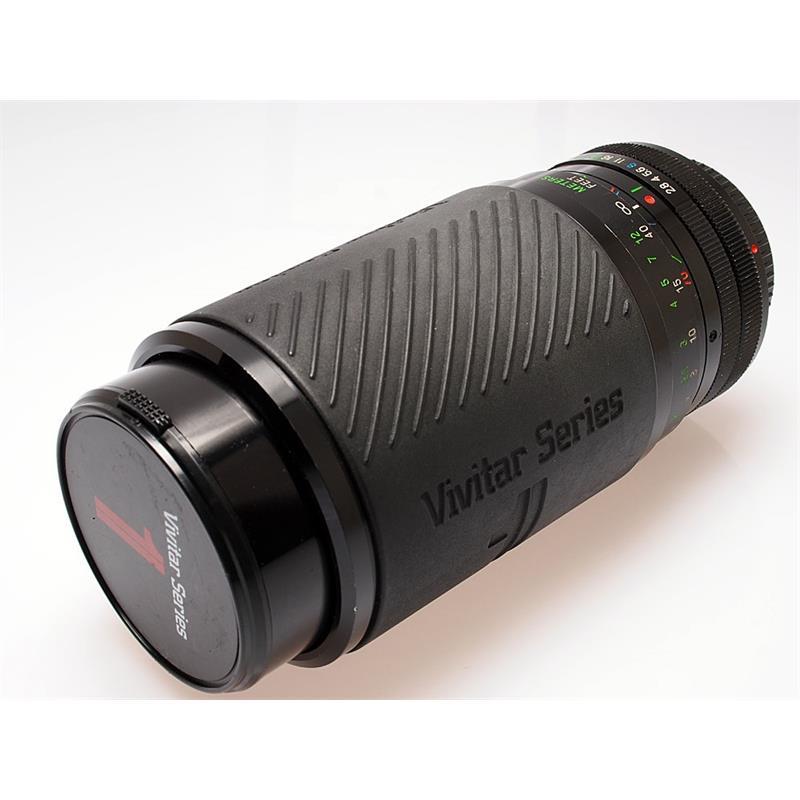 Vivitar 70-210mm F2.8-4 Series 1 - Canon FD Thumbnail Image 0